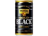 アサヒ ワンダ ゴールドブラック 6缶 185g x30