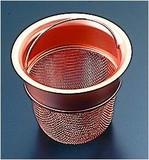 銅製・排水口用ネット(クリージー)