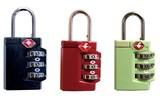 gowell ゴーウェル  TSAダイヤルロック カラー:ブラック、レッド、グリーン