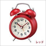 【目覚まし時計】【置き時計】 Felio ツインベルクロック タルト FEA170