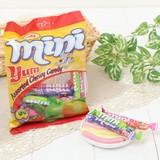 Mini yum ソフトスティックキャンディ(170g)【ご家族で】
