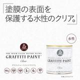 【塗膜の劣化を防止】グラフィティペイント クリア【DIY】
