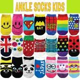【キッズ】くるぶしソックス * 人気商品!子供用の靴下です☆(1)