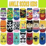 【キッズ】くるぶしソックス * 人気商品!子供用の靴下です☆(3)