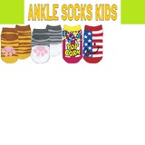 【キッズ】くるぶしソックス * 人気商品!子供用の靴下です☆(4)