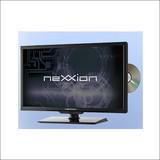 NEXXION DVDプレイヤー内蔵 24V型地上デジタルLEDフルハイビジョン液晶テレビ WS-TV2455DVB