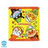 【ジャカヘムプリントタオル】アンパンマン ぼうし柄<ウォッシュタオルサイズ>【キャラクター】