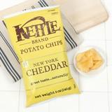 【チップス】ポテトチップ ニューヨーク チェダー(142g)[ケトル]