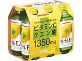 ポッカサッポロ キレートレモン 6本パック 瓶 155X6 x4