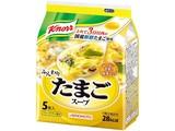 クノール ふんわりたまごスープ 5食 袋 34g x10
