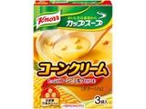 味の素 クノール カップスープ コーンクリーム 3袋 x10