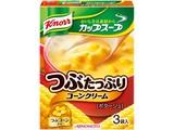 味の素 クノール カップスープ つぶたっぷりコーンクリーム 3袋 x10