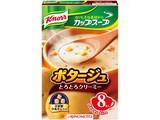 味の素 クノール カップスープ ポタージュ 8袋 x6