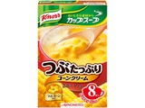 味の素 クノール カップスープ つぶたっぷりコーンクリーム 8袋 x6