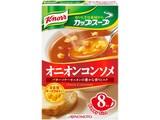 味の素 クノール カップスープ オニオンコンソメ 8袋 x6
