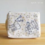 <即納>[2016SS]刺繍ポーチ