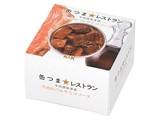 K&K 缶つまレストラン 牛肉のバルサミコソース 携帯缶 x6