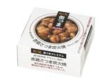 K&K 缶つまプレミアム 鹿児島赤鶏さつま炭火焼 EO F3号缶 x6