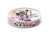 K&K 日本近海どり さんまの梅風味 EO缶 OV120 x12
