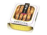 K&K 缶つまプレミアム 北海道産子持ちししゃも 100g x24