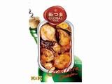 K&K 缶つまGlobalTour いかのガリシアソース RR90 x5