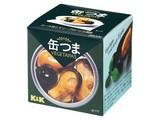 K&K 缶つまベジタパス ムール貝とオリーブのバジル風味 65g x6