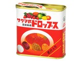 佐久間 サクマ式缶ドロップス 75g x10