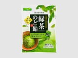 扇雀飴 緑茶のど飴 6入 100g x6