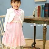 SALE【Lili Lundi】アンサンブルスーツ ワンピース