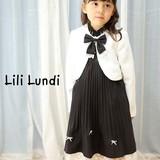 SALE【Lili Lundi】アンサンブルスーツセット ワンピース