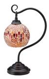 Mosaic Lamp Sensor Lamp Klimt Yellow