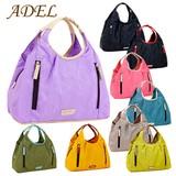 新色追加☆軽量で大人気!機能的なADEL-アデル-☆ハンドバッグ