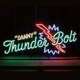 """お部屋やショップをアメリカンに♪【ネオンサイン""""DANNY THUNDERBOLT""""】"""