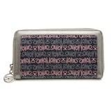 【SAVOY(サボイ)】ジャガード織り・グラフィティロゴ柄財布
