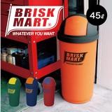 【即納可能】BRISK MART ダストビン
