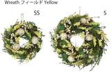 【春のリース】Wreath フィールドYellow SS & S