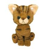 【新商品】Kitten(キトン)ぬいぐるみ キジトラ