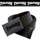 THRASHER FLAME WEB BELT 14397