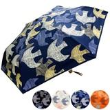 ★2016【春夏新作】日傘★晴雨兼用 北欧バード(鳥)柄柄折畳み傘♪【UV対策】99%カット♪