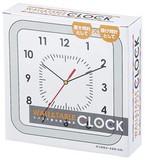 スクエア置き掛け時計 / ギフト ノベルティ グッズ
