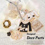 SELECTION セレクション デザインデコパーツ DECO-B