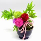 和プリザ PW-01【和風】【プレゼント】【プリザーブドフラワー】【春夏の花】