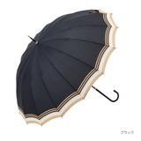 ≪2016春夏≫【雨傘】長傘  16フレーム リムボーダー