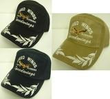 S/S Men's Embroidery Mesh CAP Cap