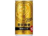 サントリー ボス 贅沢微糖 缶 185g x30
