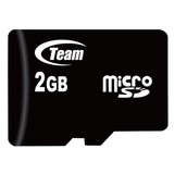 TEAMジャパン MicroSDカード 2GB TG002G0MC1XA
