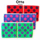 【ハーフタオルハンカチ/今治タオル】毎日使うハンカチをより楽しく! Otta(オッタ)【Made in Japan】