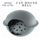 ■2016SS 新作■ PAW-PAW CAT HOUSE BELL