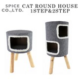■2016SS 新作■ PAW-PAW CAT ROUND HOUSE