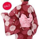 【SALE】2016年新作婦人浴衣『丸菊』(単品・セット)【花火大会・お祭り】